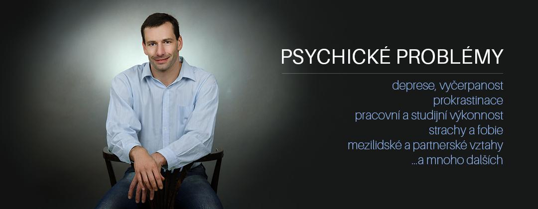 Terapie EFT - Psychické problémy